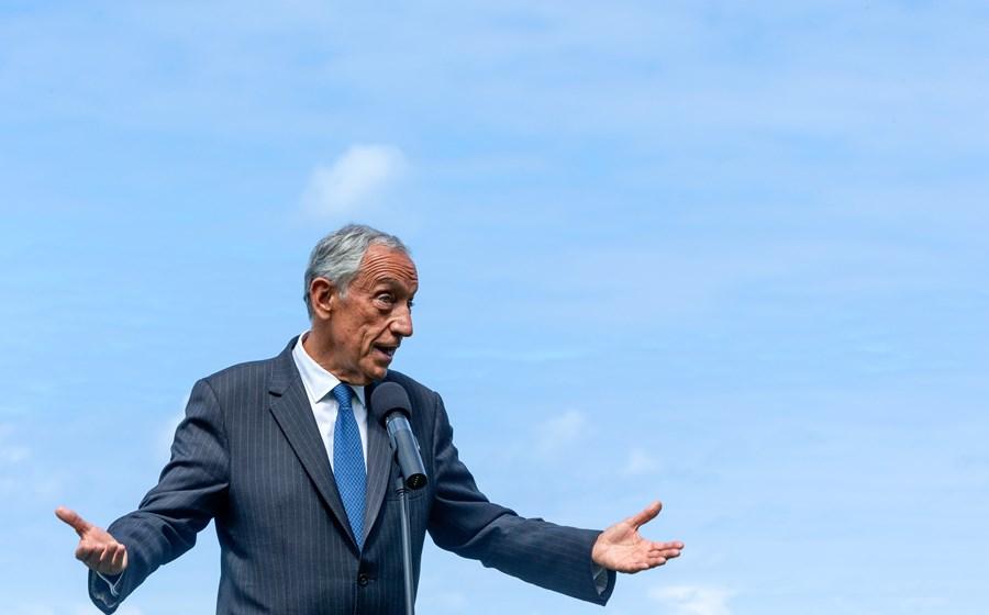 Marcelo veta Lei da Nacionalidade aprovada à esquerda no Parlamento