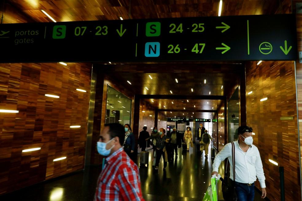 Portugal prolonga proibição de voos do Brasil até 31 de março