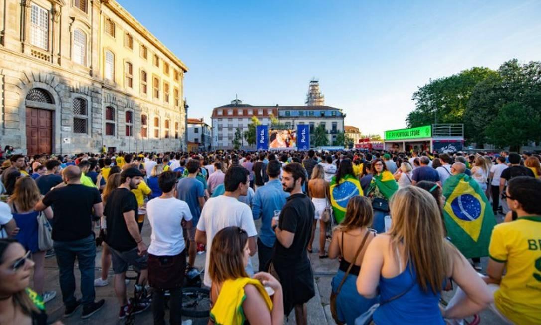 População brasileira em Portugal cresce pelo quarto ano seguido e bate recorde na pandemia